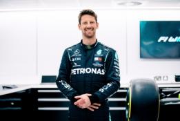 "R. Grosjeanas: ""Mercedes"" komanda man pravėrė visas duris"