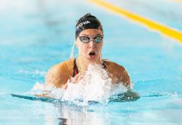 Į Tokijo olimpines žaidynes bilietą turėtų gauti K. Teterevkova