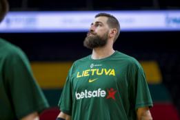 Paskutinėse draugiškose rungtynėse Lietuva vėl užtikrintai įveikė Dominykos Respubliką