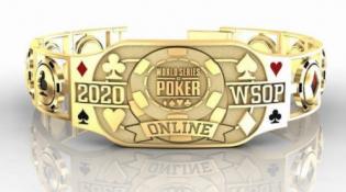 Ant G. Uselio rankos – WSOP apyrankė