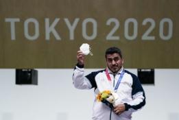 Rimti kaltinimai: korėjietis apkaltino tarptautinį olimpinį komitetą, kad jo šaudymo rungtyje triumfavo teroristas