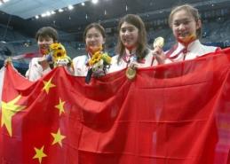 Likus 5 dienoms iki olimpinių žaidynių pabaigos, medalių lentelėje užtikrintai pirmauja Kinija