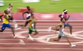 Vyrų 200 m bėgime triumfavo rekordą pagerinęs Andre De Grasse