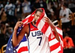 Buvo išrinktas olimpinio krepšinio turnyro geriausiųjų penketukas