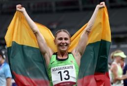 TOP10: geriausi lietuvių pasirodymai Tokijo olimpinėse žaidynėse