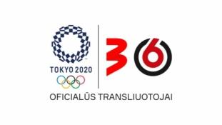 TV3 atskleidė, kurios transliacijos buvo žiūrimiausios per Tokijo olimpines žaidynes