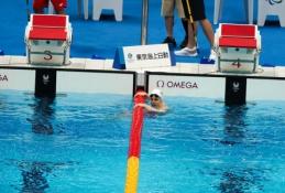 E. Matakas iškovojo bronzos medalį Tokijuje