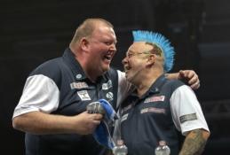 Pasaulio taurę iškovojo Škotijos duetas