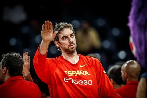 Ispanijos krepšinio žvaigždė P. Gasolis baigė karjerą