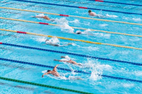Paskutiniame šanse prieš Tokiją, Romoje varžybose lietuvos plaukikai normatyvų neįvykdė