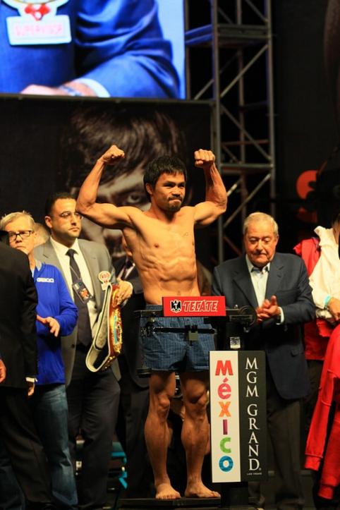 M. Pacquiao oficialiai baigė profesionalaus boksininko karjerą