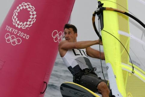 Juozas Bernotas baigė savo pasirodymą ir olimpiadoje užėmė 15-ą vietą