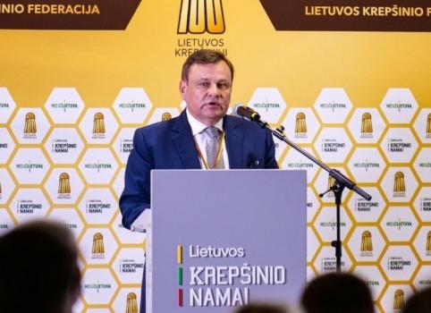 FIBA paskelbė kandidatus į Šlovės Muziejų, tarp jų – V. Gedvilas