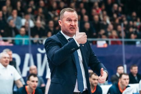 Be staigmenų: Kazys Maksvytis – naujas Lietuvos rinktinės treneris