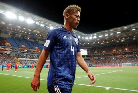 "Japonijos futbolo legenda K. Honda papildys Marijampolės ""Sūduvą"""
